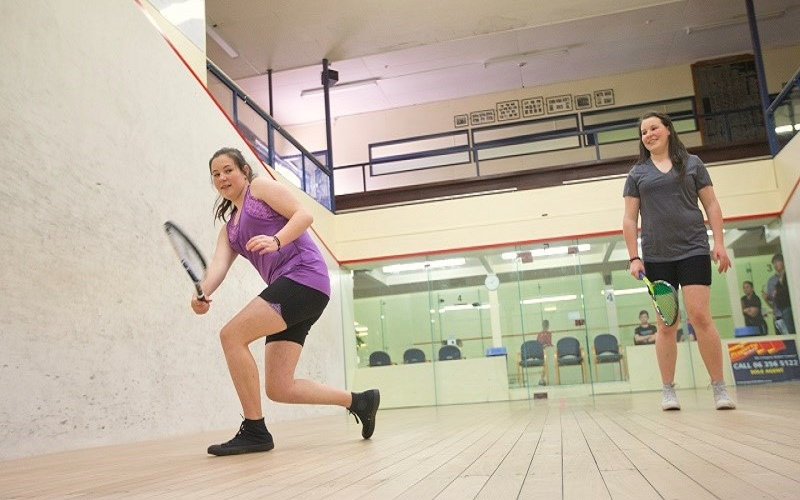 Ways to Play - Squash Ignite
