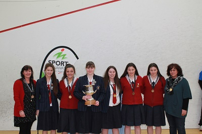Resized New Zealand Secondary Schools Girls Champions 2016