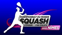 World Womens Team champs logo