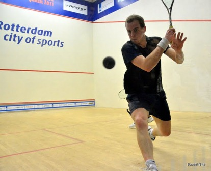 Campbell Grayson World Open 2011