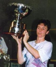 Susan Devoy 1992 World Champion