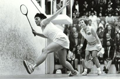 Susan Devoy vs Cardwell 1984
